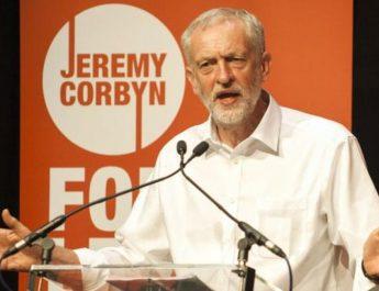 Kampanjen mot Corbyn
