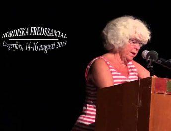 Maj Britt Theorin – Ett liv i kamp för fred och nedrustning