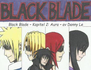 Black Blade av Danny Le – kapitel 2: Aura