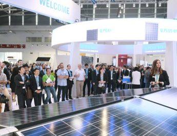 Funderingar utifrån solenergimässan i München
