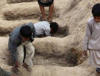 Saudiarabien mördar barn – Bomberna kommer från USA och Nato