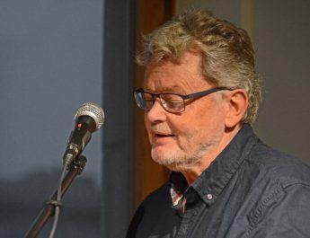 Birger Schlaug föreläste om Elin Wägner