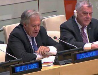 Eva Björklund: USA iscensatte exempellös provokation mot Kuba i FN