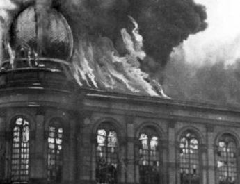 80 år sedan Kristallnatten