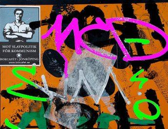 Fler klistermärken från 2011