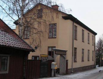 Vallonen 5 och 6 vid Radermachersmedjorna, intressant för högskolans kårhus och annan verksamhet?