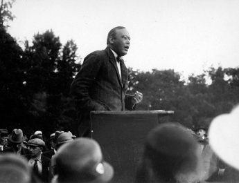 Komintern och de svenska vänstersocialisterna