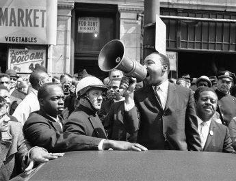 Martin Luther King har berövats sin radikalism
