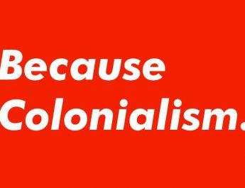 Kolonialistisk mentalitet i medierna