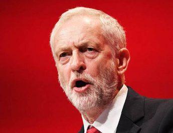 Corbyns livslånga kamp mot antisemitism