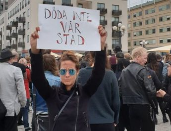 Stockholms kulturliv ska inte tystna