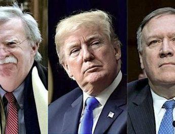 Angreppen på oljetankers: Medierna i Sverige litar på Bolton, Trump och Pompeo