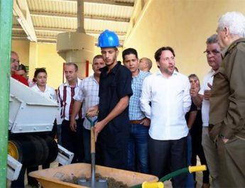 Kubansk innovation: miljö- och klimatvänlig cementtillverkning