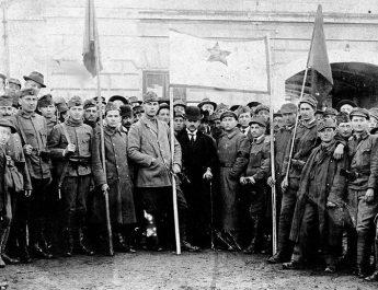 Béla Kun och revolutionen i Ungern 1919