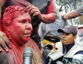 eFOLKET: Fördöm statskuppen i Bolivia!