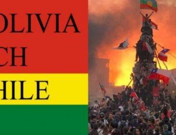Möte om Bolivia och Chile på folkhögskolan i Eskilstuna