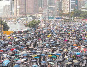 Hongkong och en nödvändig diskussion