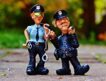 Legitimering av polisbrutalitet