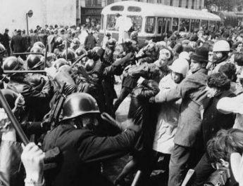 Om våldet i den sociala och politiska kampen – Ett diskussionsinlägg