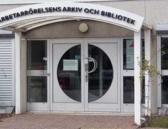 Stoppa nedläggningen av Arbetarrörelsens bibliotek!