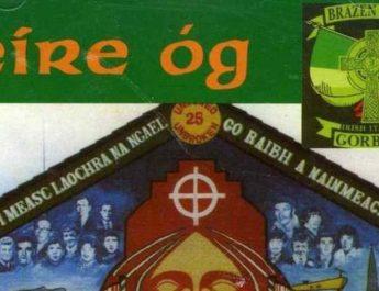 Irländsk rebellmusik – Eire Og finns äntligen att streama