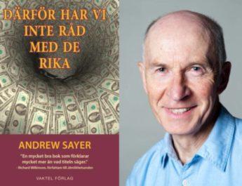 Bokrecension: Därför har vi inte råd med de rika