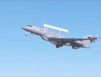 Saab fortsätter leverera krigsflygplan till Förenade Arabemiraten med regeringens stöd