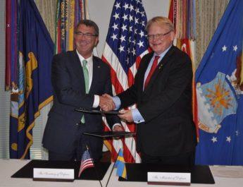 Krigshotet ökar genom militärt samarbete med USA