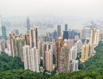 Massrörelsen i Hongkong dör ut