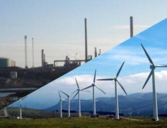 """Notiser: """"Preem stoppar utbyggnad i Lysekil"""" och """"Nej till vindkraft i folkomröstning"""""""