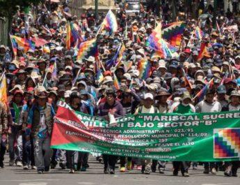 Washington Post: Vänstern i Bolivia mot valseger