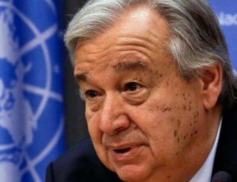 FN:s generalsekreterare lovordar Kuba för arbetet i Cepal