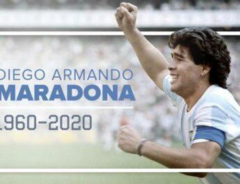 Den Diego Maradona som svenska medier begravde redan före hans död, och fortfarande förtiger