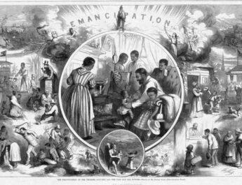 Recension av nyutkommen bok om USA:s svarta historia
