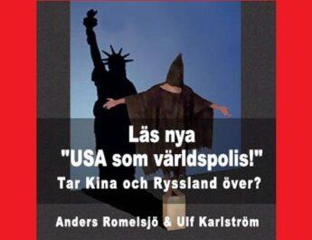 """Läs """"USA som världspolis""""!"""