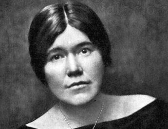 Kortpresentation: Ellen Rydelius (1885 – 1957)