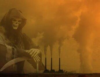 Ju rikare, desto större utsläpp av koldioxid