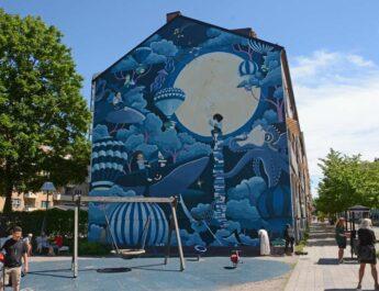 Offentlig konst i Eskilstuna – Gränslösa drömmar