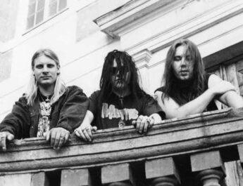 Lokal musikhistoria: Chronic Decay (1985-1994)