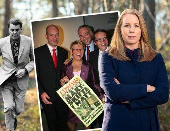 Historien om ett ytterkantsparti utan skrupler: Se upp för Centern!