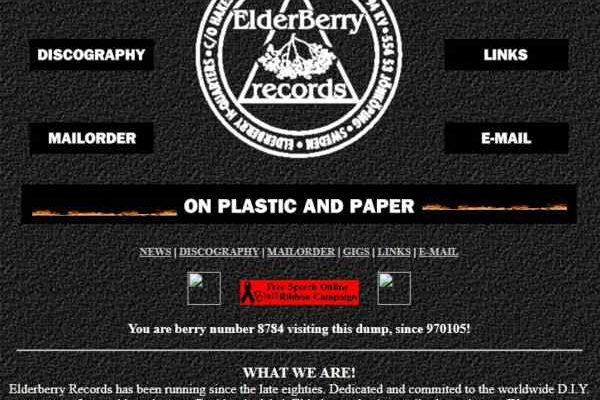Elderberry Records