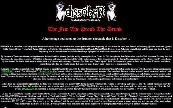 Dissober