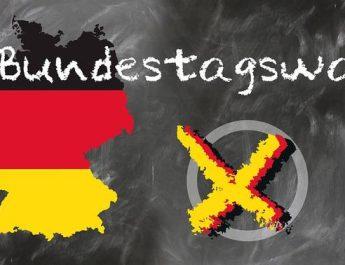 Nu stundar ödesvalet i Tyskland